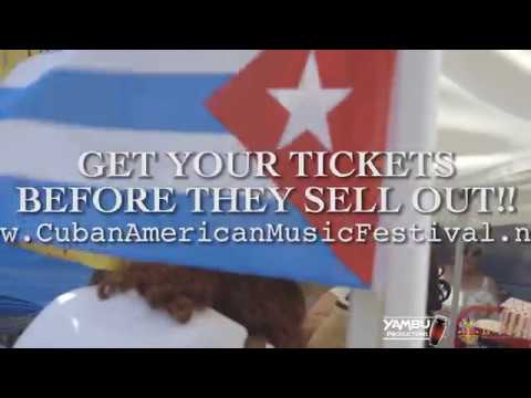 The Cuban American Music Festival 2018 _PromoVideo2