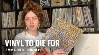Emma Ruth Rundle Shows Off Prized Jessika Kenney & Eyvind Kang LP | Vinyl to Die for