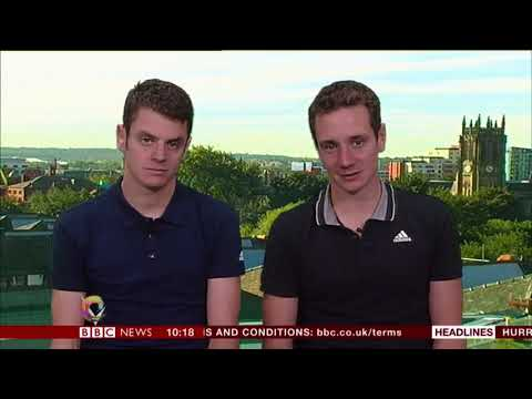 Brownlee Brothers Interview