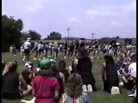 Bob Jones Varsity Cheerleading 1987-1988 Year