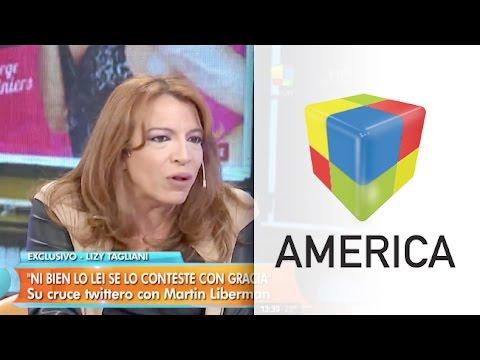 Insólito cruce: Lizy Tagliani dio los motivos de su furia contra Martín Liberman