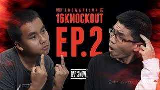 TWIO4 : EP.2 FRAX GRANADE vs DONDY (16KNOCKOUT) | RAP IS NOW