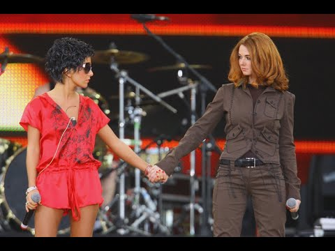 t.A.T.u. - 30 Minutes (Live Red Summer Festival 2006)