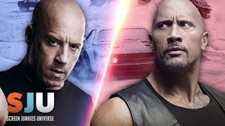 The Rock Slams Vin Diesel Over Fast and Furious - SJU