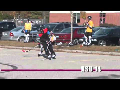 Windham High School-Inline Hockey Class Highlights