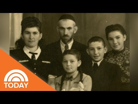 Holocaust Survivor: Hitler Tried To Kill Me, But 'I Won, Not Him' | TODAY