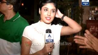 Kritika Kamra celebrated her birthday with SBS