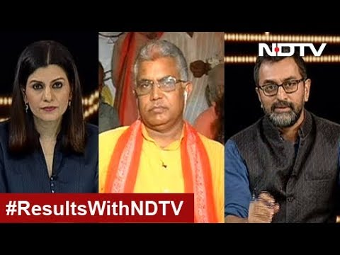Bengal BJP Chief Dilip Ghosh On How Party Managed To Shock Trinamool
