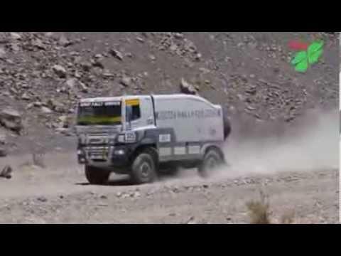 "Dakar Rally 2010: Ginaf Rally Power - ""Etappe 3 en 4: We komen eraan"""