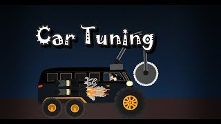 Tuning Car Timelapse | Sticknodes
