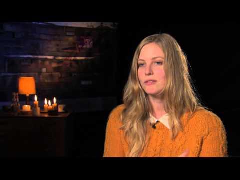 EVIL DEAD | Elizabeth Blackmore über den Dreh - Jetzt im Kino