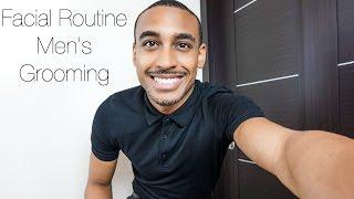 My Skincare Routine - Men's Skincare Men's Grooming Men's Fashion