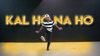 Kal Ho Na Ho || Title Track || Instrumental Version || Dance choreography || Amitesh Lohit ||
