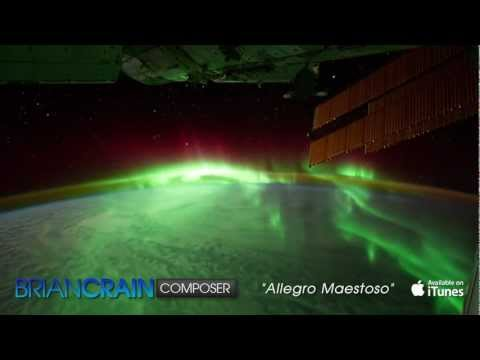 AMAZING AURORA - Northern Lights w/ Uplifting Movie Music