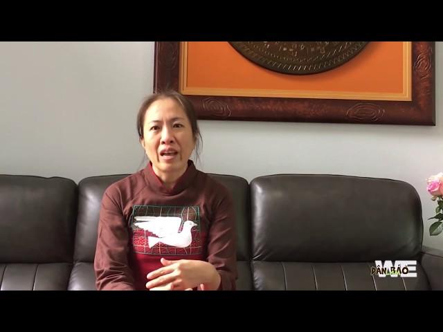 Cuộc phỏng vấn đặc biệt Mẹ Nấm sau khi đặt những bước chân tự do đầu tiên trên đất Mỹ