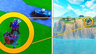 GET BACK TO THE SPAWN ISLAND GLITCH | Fortnite Battle Royale