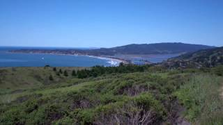 Stinson Beach overlook, Marin County California