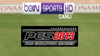 Pes 2013 beIN Sports Scoreboard Yaması (İndirme ve Kurulumu)