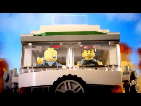 LEGO Build Together : ROAD TRIP TV Commercial