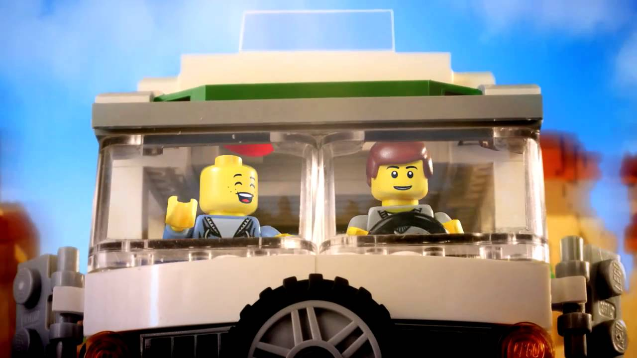 Lego Build Together Road Trip Tv Commercial