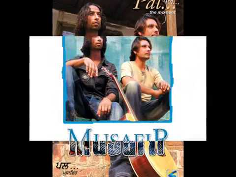 Musafir Band   Pal the moument Official Song Punjabi hit song Album pal the moument 2014