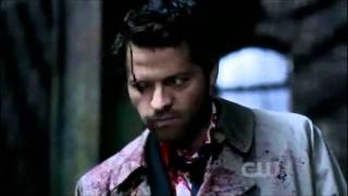 "Gambar cover Supernatural 7x02 ""Hello, Cruel World"" (Sub. al Español) Parte 1"