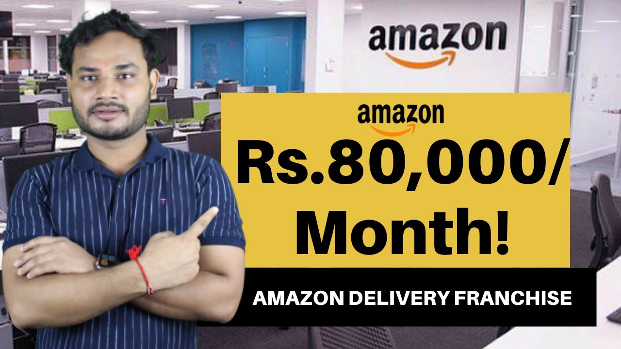 Amazon Delivery Franchise,Amazon jobs from home, Amazon Hiring Work From Home Jobs, AMAZON WORK FROM