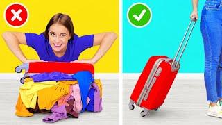 สุดยอดเคล็ดลับสำหรับการเดินทางของคุณ    ทริค DIY ที่มีประโยชน์โดย 123 GO! BOYS