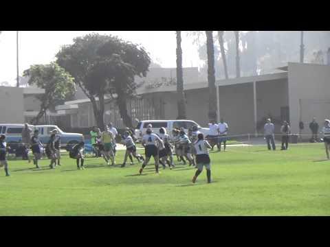 Belmont Shore Women's Rugby vs Santa Monica