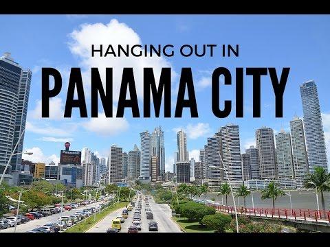 Travelling to Panama City