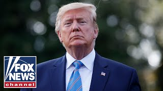 Gambar cover Trump slams Dems' impeachment 'hoax' in Fox News exclusive