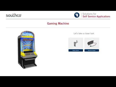 Access Hardware for Gaming Machines