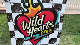 Next MONSTER HIGH? Wild Hearts Crew Doll Reveal