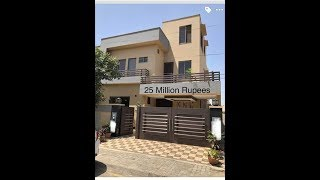 Brand new 10 Marla House for sale in Bahria Town Lahore 25 million rupees
