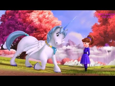 Sofia the First S04E6 The Mystic Isles  : The Princess and the Protector Disney Junior