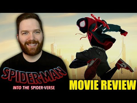 Spider-Man: Into the Spider-Verse – Movie Review