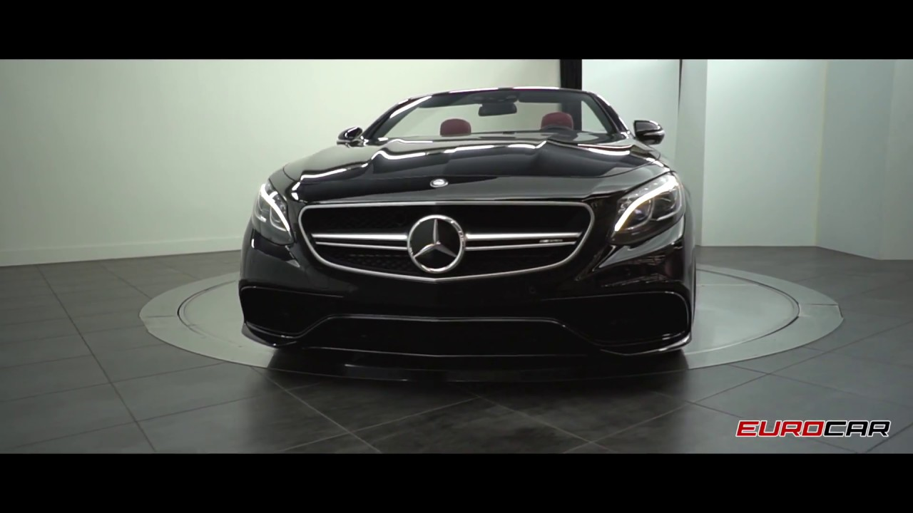Eurocar Oc Inventory S63 Amg For Sale By Eurocar Youtube