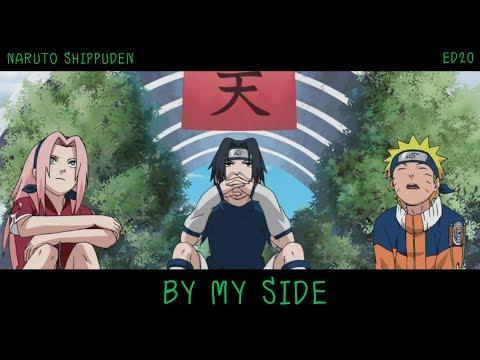 Naruto Shippuden ED20 - By my side 【Thai Sub】
