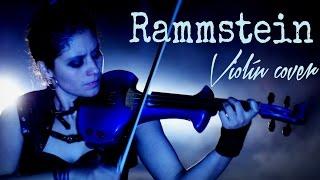RAMMSTEIN  💿 en VIOLIN ELECTRICO !! (Sonne)