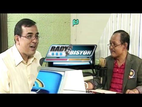 [RadyoBisyon] Guest: Joe Zaldarriaga (Episode 161) - [06|18|15]