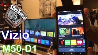 Vizio M50-D1 1year Review Vlog
