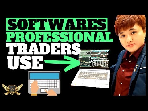 What Platform & Software Do Professional Traders Use?