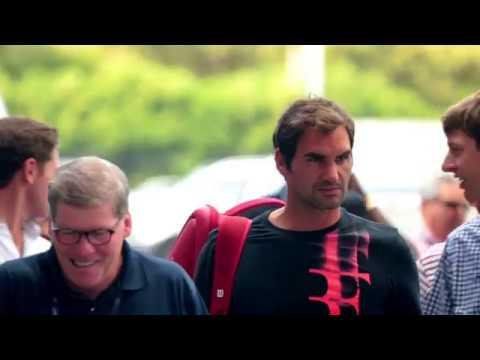 Federer & Nadal Headline US Open Fan Week