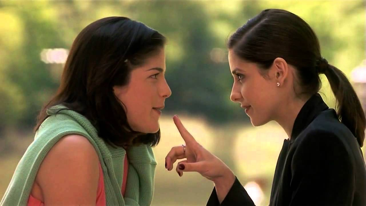 Sarah Michelle Gellar And Selma Blair Hd Lesbian Scene -2110