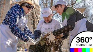 В Одинцове подводят промежуточные итоги генеральной уборки