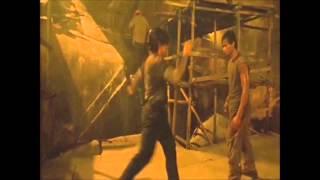 トニー・ジャー vs リープテイル Motal Kombat Reptile vs Tony Jaa ทัชชกร ยีรัมย์