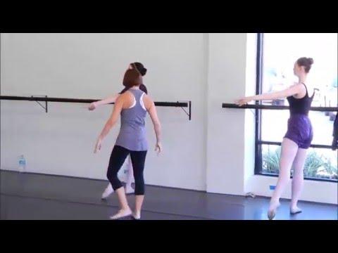 Pre Professional Ballet Live Stream