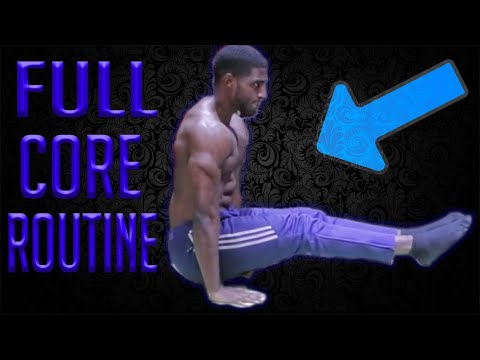 How To Start Calisthenics #4 - What You Need To Know About Core Training (Workout Routine)
