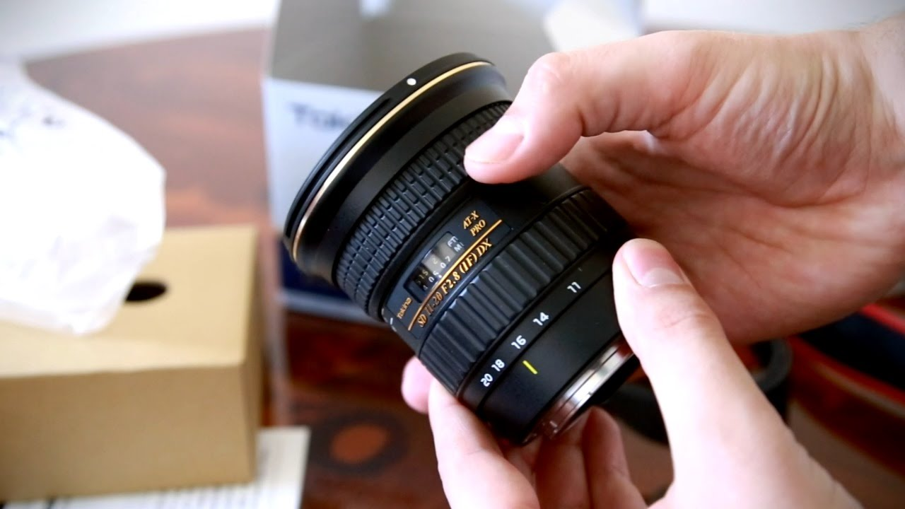 Tokina 11-20mm f/2.8 AT-X Pro lens review with samples (APS-C & Full ...