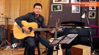 Học Guitar Trong 8 Phút Vol.1- Bài 1: Giới Thiệu Cơ Bản Guitar